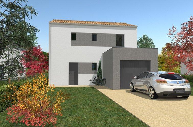Projet immobilier construction maison besn partir de for Acheter maison en construction