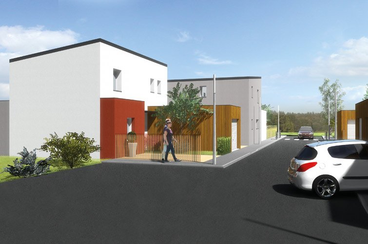 Projet immobilier construction maison saint nazaire for Acheter maison en construction