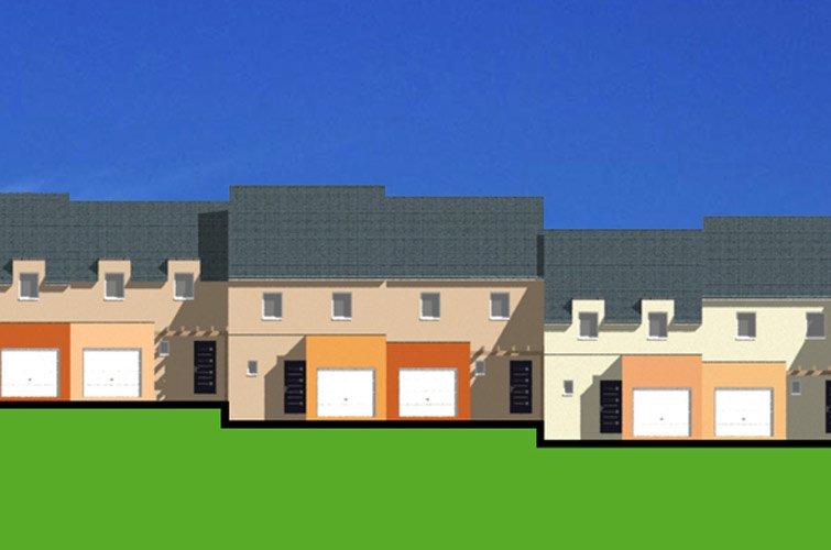 projet immobilier construction maison le mans sarthe. Black Bedroom Furniture Sets. Home Design Ideas
