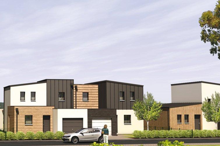 projet immobilier construction maison les ponts de c maine et loire. Black Bedroom Furniture Sets. Home Design Ideas