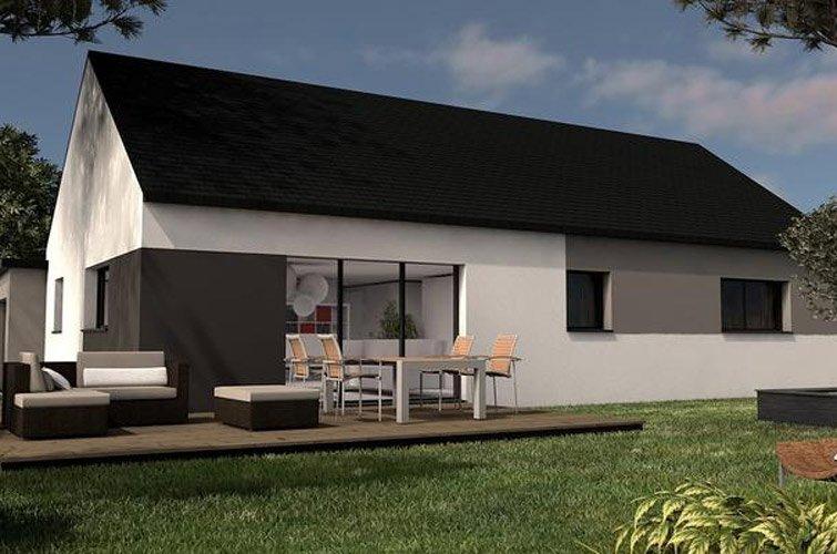 prix des maisons trecobat best trecobat a pari sur les grandes ouvertures et des jeux de. Black Bedroom Furniture Sets. Home Design Ideas