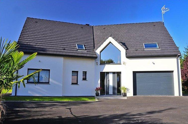 Constructeur maison mayenne 53 maisons france confort for Constructeur de maison prefabriquee