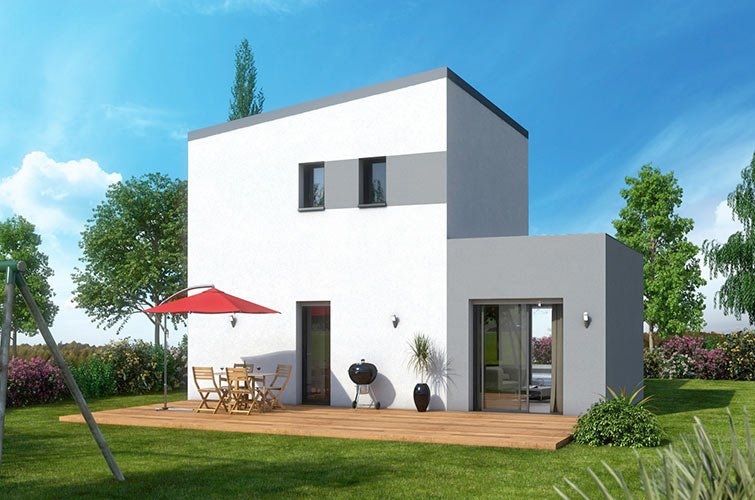 constructeur maison en loire atlantique 44 maisons dominique charles. Black Bedroom Furniture Sets. Home Design Ideas