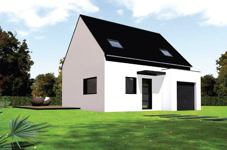 Projet immobilier construction maison plaintel partir for Constructeur de maison individuelle cote d armor