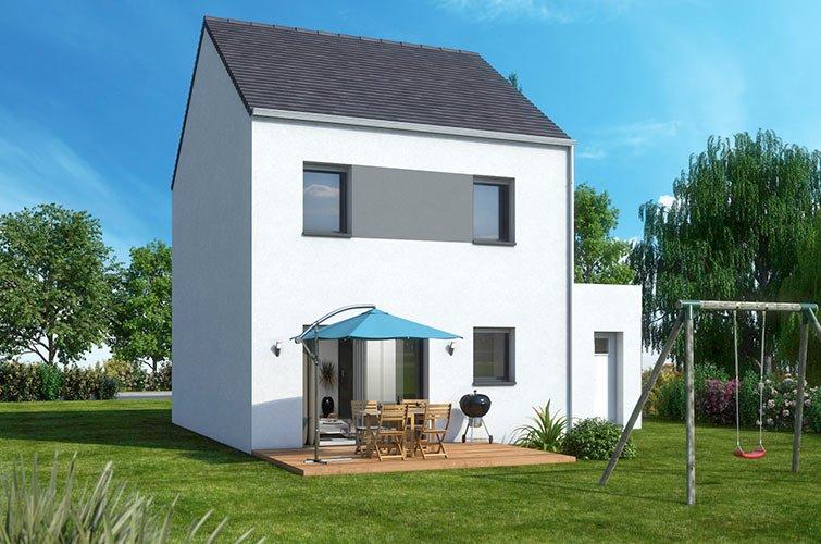 Constructeur maison loire atlantique avie home for Berthelot construction carquefou