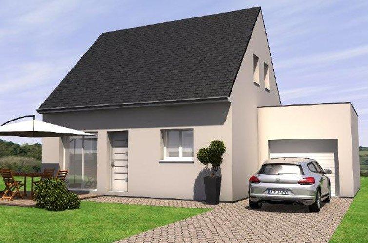 Constructeur de maisons dans le maine et loire 49 maisons for Constructeur maison 18