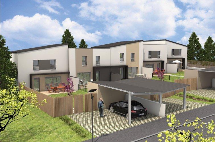 projet immobilier construction maison cholet maine et loire. Black Bedroom Furniture Sets. Home Design Ideas
