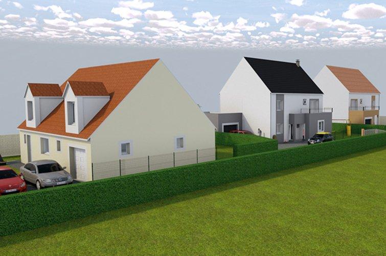 R abelle constructeur de maisons individuelles yvelines 78 for Constructeur maison moderne yvelines