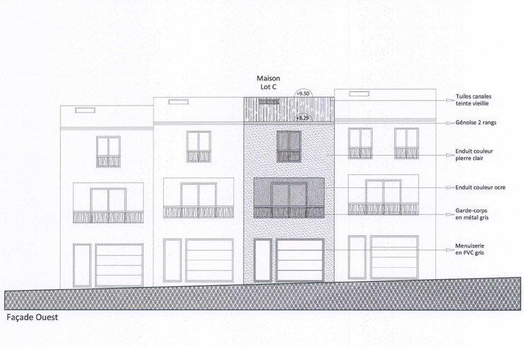 Projet immobilier construction maison garons partir de for Plan de garons