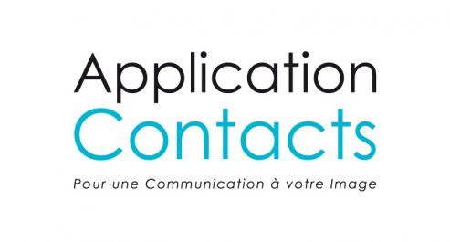 logo application contacts