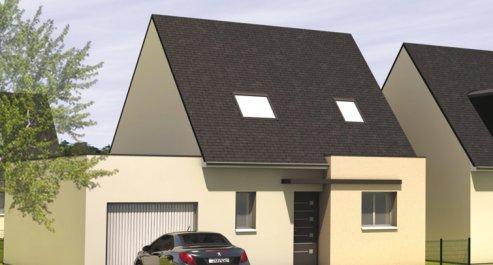 Projet immobilier construction maison les ponts de c for Liste constructeur maison individuelle