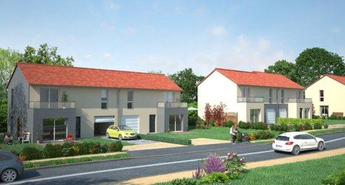 Constructeur maisons moselle 57 for Liste constructeur maison individuelle