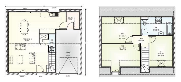 Projet Immobilier : Construction Maison Corné Maine-Et-Loire